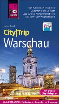 Reise Know-How CityTrip Warschau - Bingel, Markus
