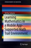 Learning Mathematics in a Mobile App-Supported Math Trail Environment