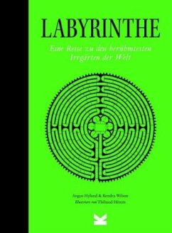 Labyrinthe (Restexemplar) - Hyland, Angus; Wilson, Kendra