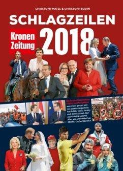 Schlagzeilen 2018 - Budin, Christoph; Matzl, Christoph