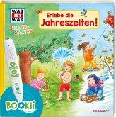 BOOKii® WAS IST WAS Kindergarten Erlebe die Jahreszeiten!