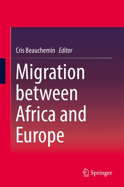 Migration between Africa and Europe (eBook, PDF)