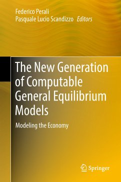 The New Generation of Computable General Equilibrium Models (eBook, PDF)