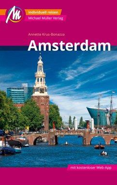 Amsterdam MM-City Reiseführer Michael Müller Verlag (eBook, ePUB) - Krus-Bonazza, Annette
