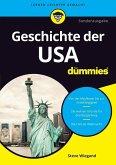 Die Geschichte der USA für Dummies (eBook, ePUB)