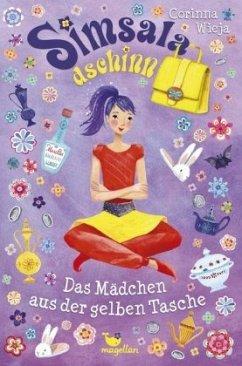 Das Mädchen aus der gelben Tasche / Simsaladschinn Bd.1 (Mängelexemplar) - Wieja, Corinna