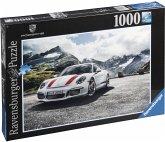 Ravensbuger 19897 - Porsche 911R, Puzzle, 1000 Teile