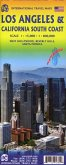 International Travel Map ITM Stadtplan Los Angeles