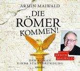 Die Römer kommen, 4 Audio-CDs