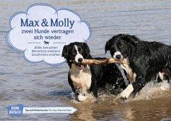 Max und Molly - zwei Hunde vertragen sich wiede...