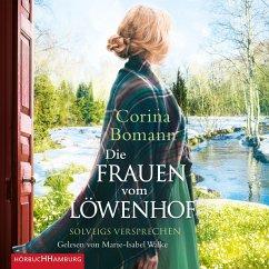 Solveigs Versprechen / Die Frauen vom Löwenhof Bd.3 (2 Audio-CDs, MP3 Format) - Bomann, Corina