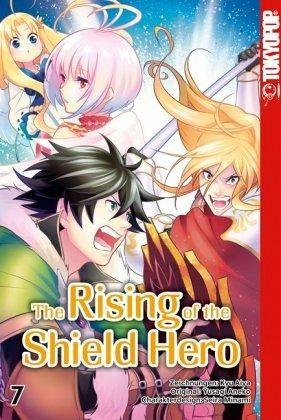 Buch-Reihe The Rising of the Shield Hero