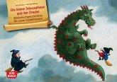 Die kleine Schusselhexe und der Drache / Bilderbuchgeschichten Bd.43