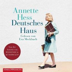 Deutsches Haus, 7 Audio-CDs - Hess, Annette
