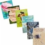 Weisheits-Postkarten-Set Hochformat
