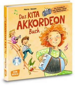 Das Kita-Akkordeon-Buch - Wasem, Marco