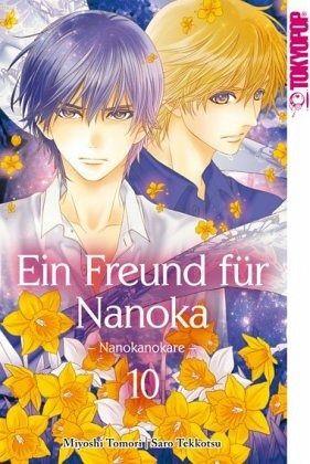 Buch-Reihe Ein Freund für Nanoka - Nanokanokare