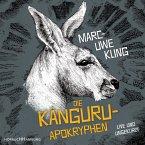 Die Känguru-Apokryphen / Känguru Chroniken Bd.4 (4 Audio-CDs)