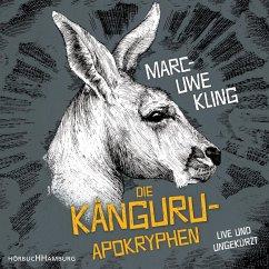 Die Känguru-Apokryphen / Känguru Chroniken Bd.4 (4 Audio-CDs) - Kling, Marc-Uwe