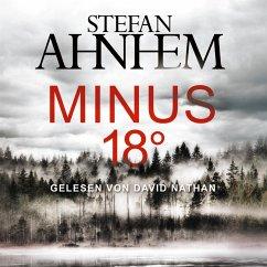Minus 18 Grad / Fabian Risk Bd.3 (2 Audio-CDs, MP3 Format) - Ahnhem, Stefan