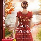 Mathildas Geheimnis / Die Frauen vom Löwenhof Bd.2 (2 Audio-CDs, MP3 Format)