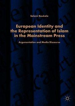 European Identity and the Representation of Isl...