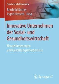 Innovative Unternehmen der Sozial- und Gesundhe...