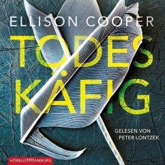 Todeskäfig / Sayer Altair Bd.1 (2 Audio-CDs) - Cooper, Ellison