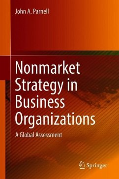 Nonmarket Strategy in Business Organizations - Parnell, John A.