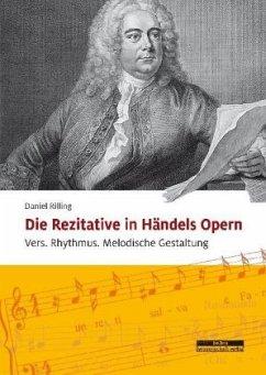 Die Rezitative in Händels Opern - Rilling, Daniel