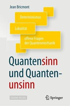 Quantensinn und Quantenunsinn - Bricmont, Jean