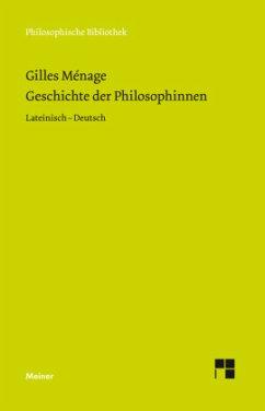 Geschichte der Philosophinnen