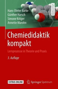 Chemiedidaktik kompakt - Barke, Hans-Dieter;Harsch, Günther;Kröger, Simone