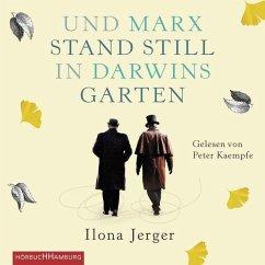 Und Marx stand still in Darwins Garten, 6 Audio-CDs