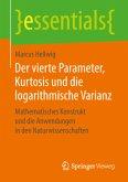 Der vierte Parameter, Kurtosis und die logarithmische Varianz