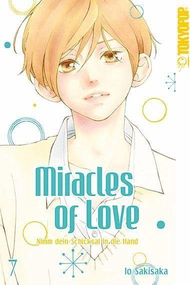 Buch-Reihe Miracles of Love - Nimm dein Schicksal in die Hand