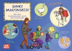 Sankt Martinsfest. Kamishibai Bildkartenset