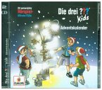 Die drei ??? Kids - Adventskalender Relaunch, 2 Audio-CDs