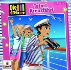 Tatort Kreuzfahrt / Die drei Ausrufezeichen Bd.57 (1 Audio-CD)