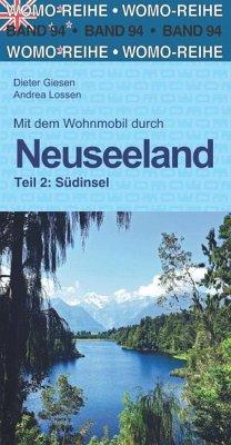 Neuseeland - Süd - Giesen, Dieter; Lossen, Andrea