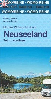 Neuseeland - Nord - Giesen, Dieter; Lossen, Andrea