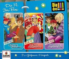 Die drei !!! 3er Box, 3 Audio-CDs