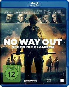 No Way Out - Gegen die Flammen - Brolin,Josh/Bridges,Jeff