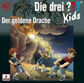 Der goldene Drache / Die drei Fragezeichen-Kids Bd.67 (1 Audio-CD)