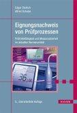 Eignungsnachweis von Prüfprozessen (eBook, ePUB)