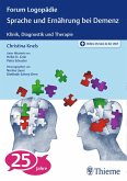 Sprache und Ernährung bei Demenz (eBook, ePUB)