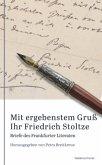 Mit ergebenstem Gruß Ihr Friedrich Stoltze
