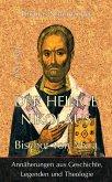 Der heilige Nikolaus, Bischof von Myra
