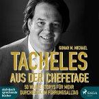 Tacheles aus der Chefetage, 1 Audio-CD, MP3 Format