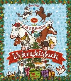 Mein Haferhorde Weihnachtsbuch - Kolb, Suza